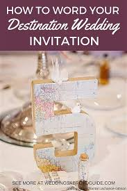 Wedding Invitation Verses Destination Wedding Invitation Wording Weddings Abroad Guide