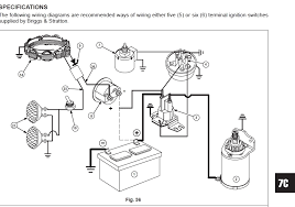 briggs and stratton ignition coil wiring diagram briggs wiring