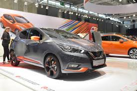 nissan micra new 2017 production of 2017 nissan micra commences in europe u2014 carspiritpk