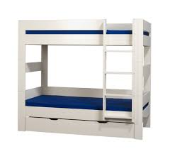 White Bunk Bed Frame Bedroom White Wooden Bunk Bed Shelf For Nice Bedroom Decoration Ideas