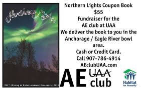 northern lights coupon book index