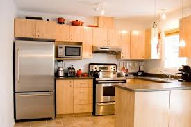 How To Clean Maple Kitchen Cabinets Appealing Maple Kitchen Cabinets Home Design Ideas Best Way To