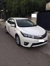 toyota corolla 2014 altis toyota corolla altis 2014 cars for sale in pakistan verified car