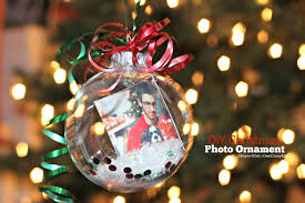 diy christma photo ornament gift idea 2 boy 1