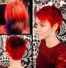 Kurzhaarfrisuren Rot by 19 Best Rot Images On Hairstyles Hair Ideas And Up