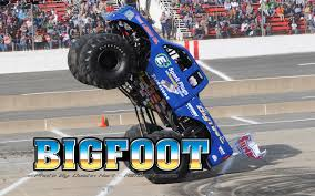 bigfoot monster trucks monster truck wallpapers