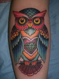11 best traditional owl tattoos images on pinterest traditional