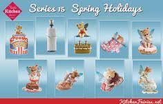 my kitchen fairies entire collection my kitchen fairies series 21 series twenty one