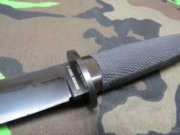 sabre de samourai cold steel magnum tanto lame acier cpm 3 v
