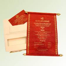 sikh wedding invitations sikh wedding cards in girgaon mumbai