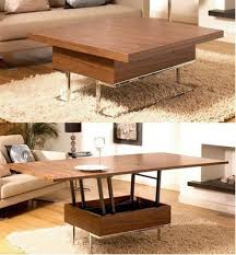 convertible coffee dining table multipurpose convertible furniture convertible coffee table