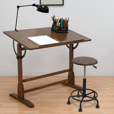 Drafting Table Images Studio Designs 42 Vintage Drafting Table Color Rustic Oak 13305