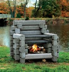 small outdoor fireplace dact us