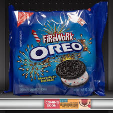 Candace Braun Davison by Are Popping Fireworks Oreos Real Fireworks Oreos Out This