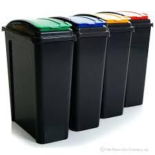 ikea corner storage cabinet 25 litre tall slim plastic recycling