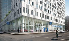 dealership nyc mercedes invests in nyc flagship store cartype
