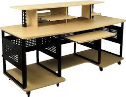 Music Production Desk Plans Diy Studio Desk Plans Custom Fit For Your Needs Ledger Note