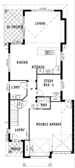 rectangular house plans modern simple rectangular 4 bedroom house plans homeca modern extravagant