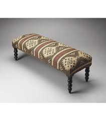 Ottomans Benches Brilliant Buy Furniture Of America Cm Bn6711 Rue Bench Tray