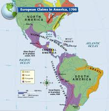 North America South America Map by Chapter 19 Transatlantic Slave Trade Afrolatin America Libguides