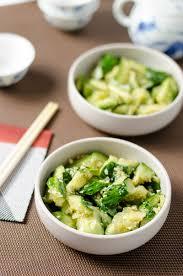 easy chinese cucumber salad 拍黄瓜 omnivore u0027s cookbook