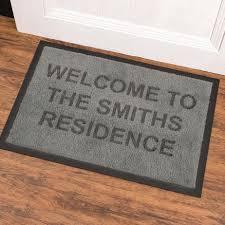 designer front door mats contemporary amazon uk funny outdoor