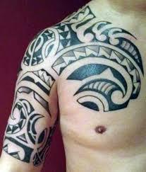beautiful nordic tribal tattoos design idea for and