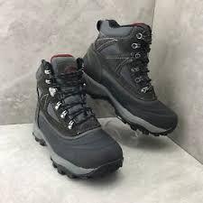 kodiak s winter boots canada kodiak canada boulder hiker style winter boots mens size 8 gray