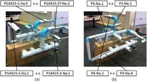 using augmented reality to facilitate piping assembly an