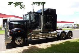 2010 kenworth trucks for sale used 2010 kenworth t908 sleeper cab trucks in toowoomba qld 203531