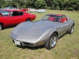 1979 chevy corvette chevrolet corvette c3