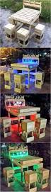 Pallet Patio Furniture Ideas by Best 25 Pallet Patio Ideas On Pinterest Pallet Porch Diy Deck