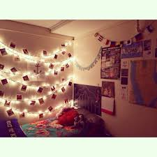 fairy lights behind bed descargas mundiales com