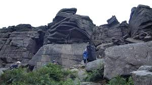 flying buttress stanage edge flying buttress direct e1 5b youtube
