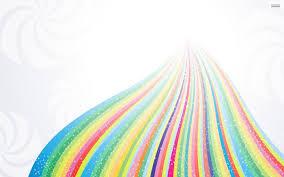rainbow wallpaper qygjxz