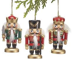 nutcracker ornaments glass dishes for dairy