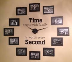 stylish ideas photo wall clock lofty idea wall clocks home decor