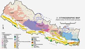Map Of India And Nepal by Nepal U0027s Annapurna Circuit Is It Still Worth Doing Ramblin U0027 Boy
