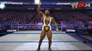 94 big e langston wwe 2k14 entrance and finisher video wwe