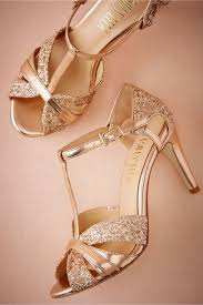 wedding shoes montreal lucia t heels gold in bhldn