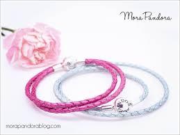 pink leather bracelet images Pandora pink leather bracelet the best of 2018 png