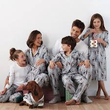 deer matching family pajamas the company store