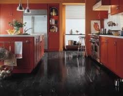 q what s black and white and trendy all hardwood flooring