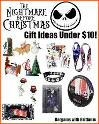 the nightmare before gift ideas 10