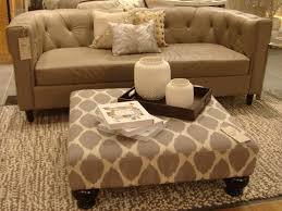 coffee tables exquisite brown square ottoman coffee table med