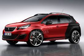 peugeot 2008 gti to head range of suvs auto express