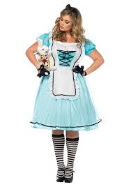 Halloween Costumes Size Size Tea Alice Costume