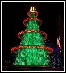 Unusual Christmas Decorations Outdoor by Best 25 Outdoor Christmas Trees Ideas On Pinterest Outdoor