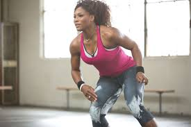 Serena Williams Bench Press Serena Williams Workout Routine Diet Plan For A Fit Body