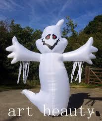 Halloween Ghost Decor Compare Prices On Inflatable Ghost Decoration Online Shopping Buy